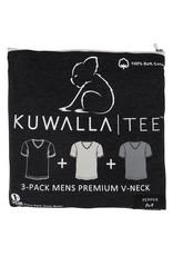 KUWALLA Kuwalla Men's 3 PACK SS T-SHIRT KUL-VG2009