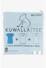 KUWALLA KUWALLA FEMMES 3 PR T-SHIRT KUL-WOV1602