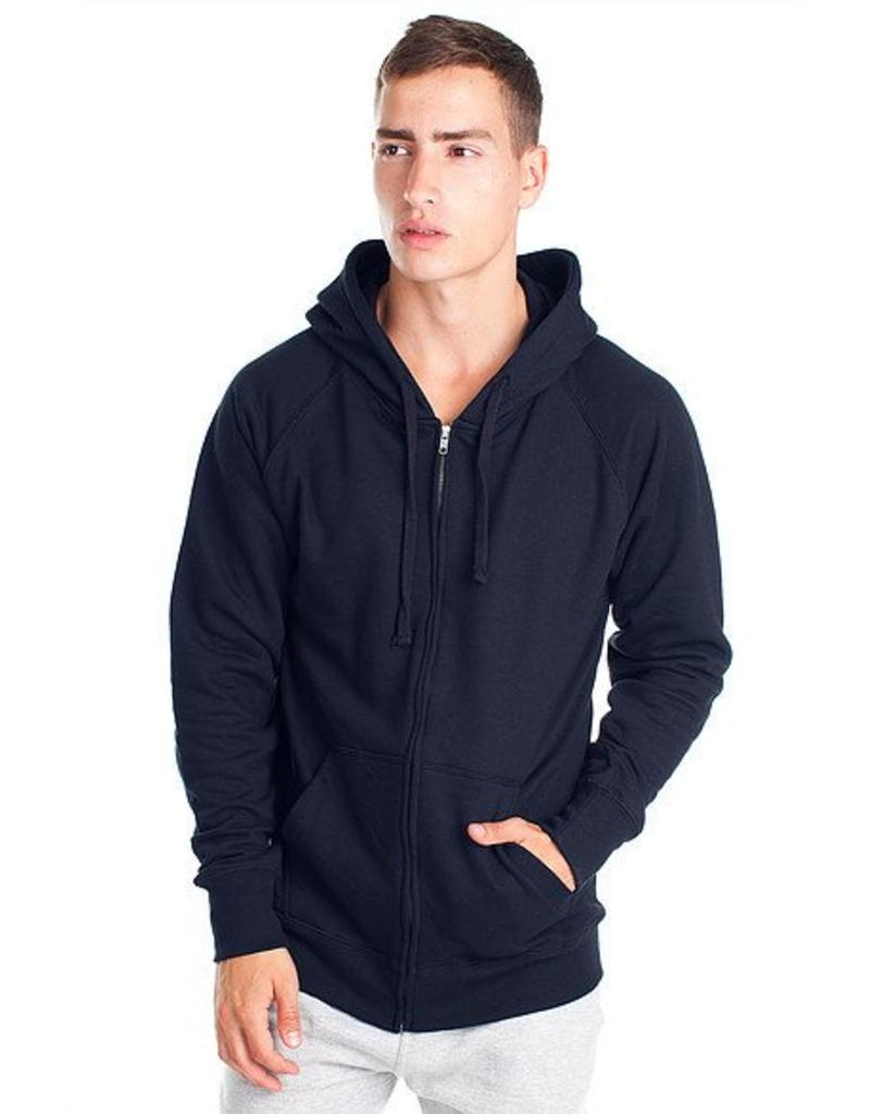 SCHRETER SCHRETER MEN'S HEAVYWEIGHT FRENCH TERRY ZIP HOODIE M220