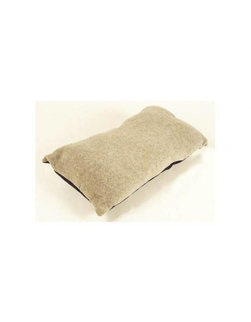 NORTH 49 POLAR FLEECE PACK PILLOW 11''X19'' 5410