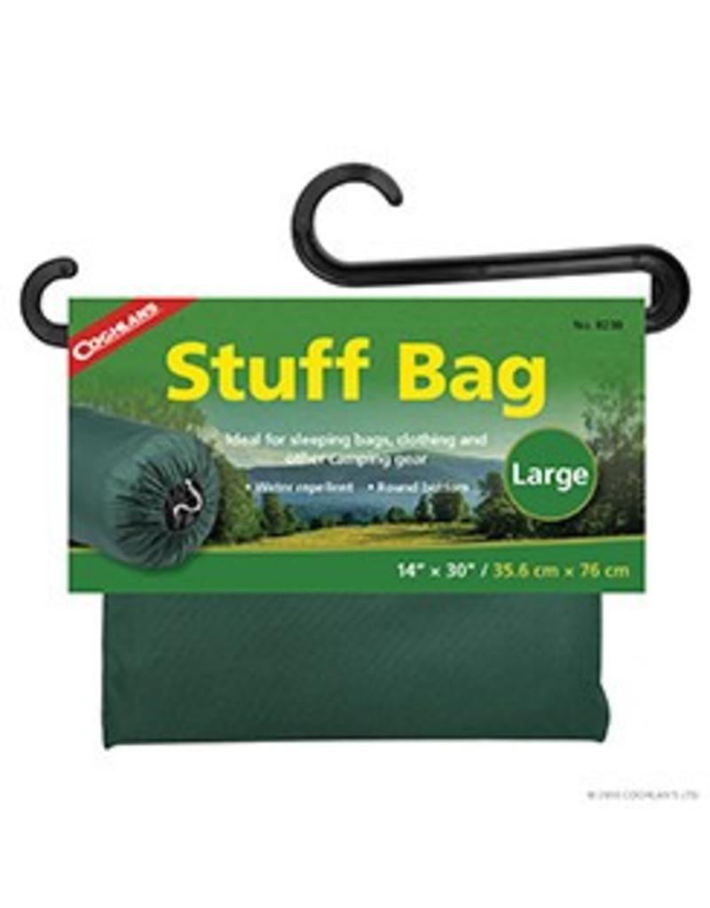COGHLAN'S UTILITY BAG BLACK 14'' x 30'' 8230