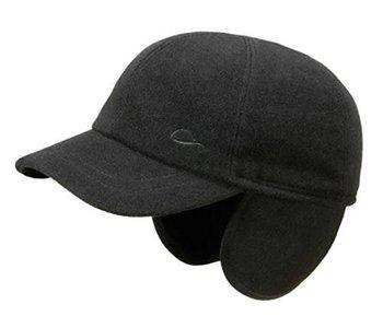GOTTMANN MEN'S MONACO WOOL BASEBALL CAP