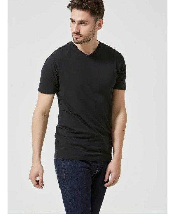 Selected Men's V-Neck T-Shirt 16034243