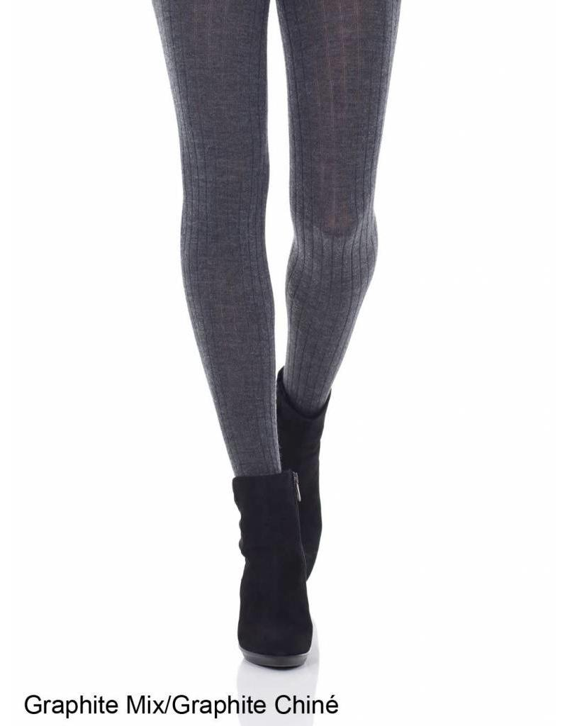 887a17746a88b MONDOR MONDOR WOMEN'S MERINO WOOL RIBBED TIGHTS .