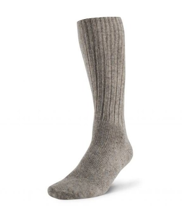 Duray Women's 154 100% Wool Socks Grey 10