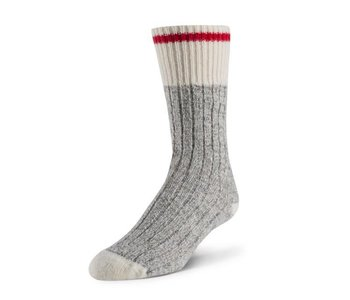 DURAY MEN'S SOCK GREY HEATHER SIZE LARGE 3 PACK 169-C