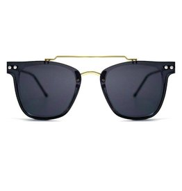 SPITFIRE FLT2 CLEAR/BLACK SUNGLASSES