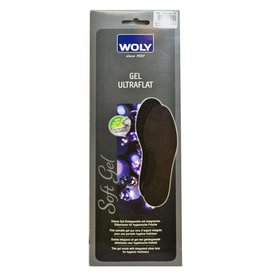 WOLY GEL ULTRAFLAT INSOLES 1832