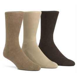 "MCGREGOR McGregor Men""s CUSHION SOLE 3 PACK SOCK MML125"