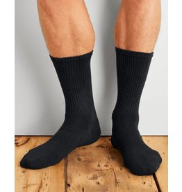 GILDAN Gildan Men's Sport Socks 6Pk GP751-6MBK-02 Black