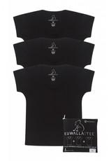 KUWALLA KUWALLA WOMEN'S 3 PACK T-SHIRT KUL-WCB018