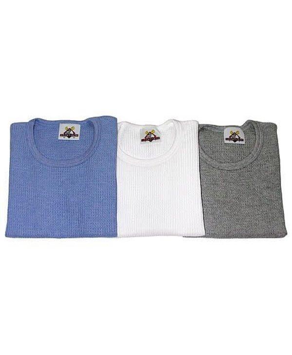 Sportsman Men's Short Sleeve Thermal Top 621