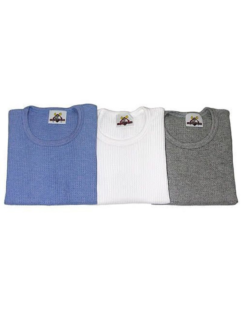 SPORTSMAN SPORTSMAN MEN'S L/S THERMAL TOP 621L(2XL-3XL)