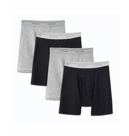 FRUIT OF THE LOOM MEN'S 4 PACK BOXER 4BB761Q