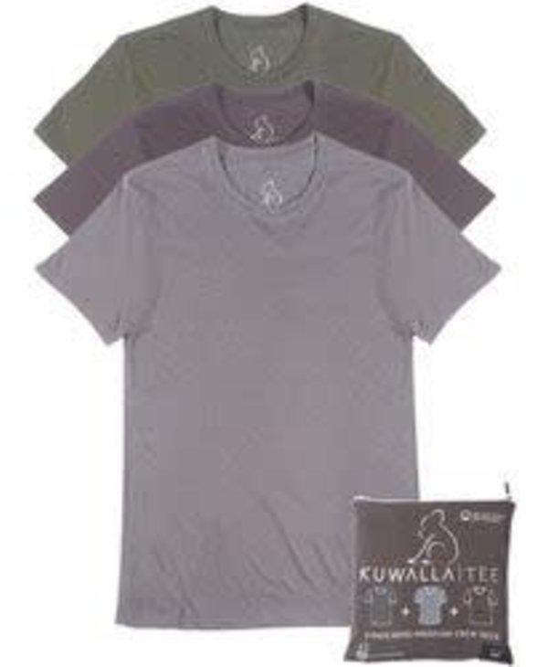 Kuwalla Men's 3 PACK T-SHIRT KUL-CC016