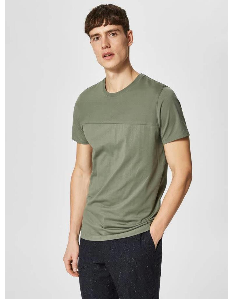 SELECTED SELECTED MEN'S FRED O-NECK TEE 16057589