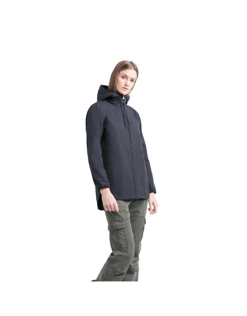 HERSCHEL SUPPLY CO. HERSCHEL POLY CTTN WOMEN'S  | HOOD JUMPER