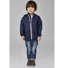 08 LIFESTYLE ENFANTS FULL ZIP PACKABLE JACKET