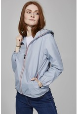08 Lifestyle Womens Sloane Full Zip Packable Jacket
