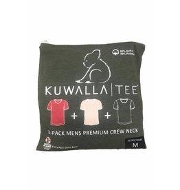 KUWALLA KUWALLA MEN'S 3 PACK T-SHIRTS KUL-RC080