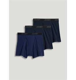 JOCKEY JOCKEY MEN'S 3 PACK BOXER EXTENSIBLE 7728