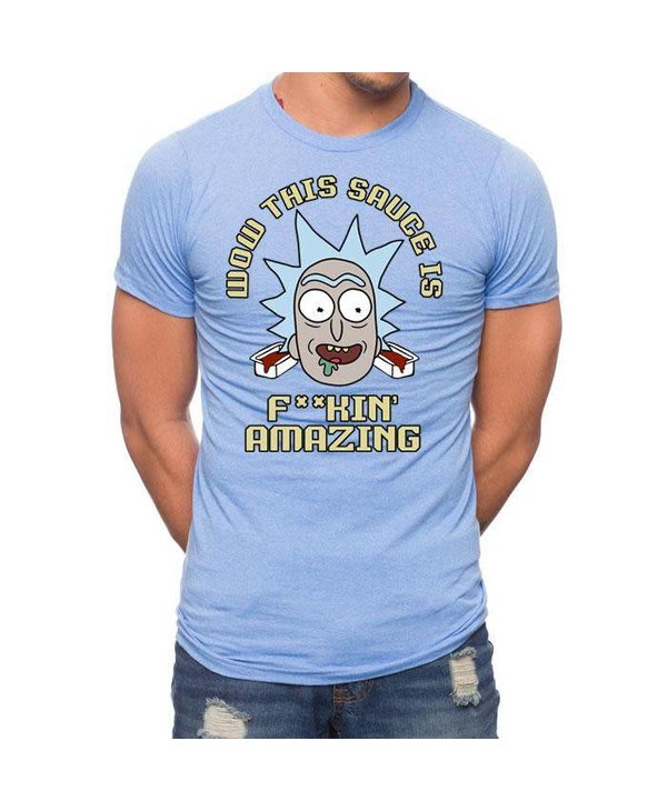 Rick And Morty F**kin Amazing Sauce RM0026-T1031H