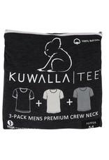KUWALLA Kuwalla Hommes KUL-CG2007 3 SS T-SHIRT