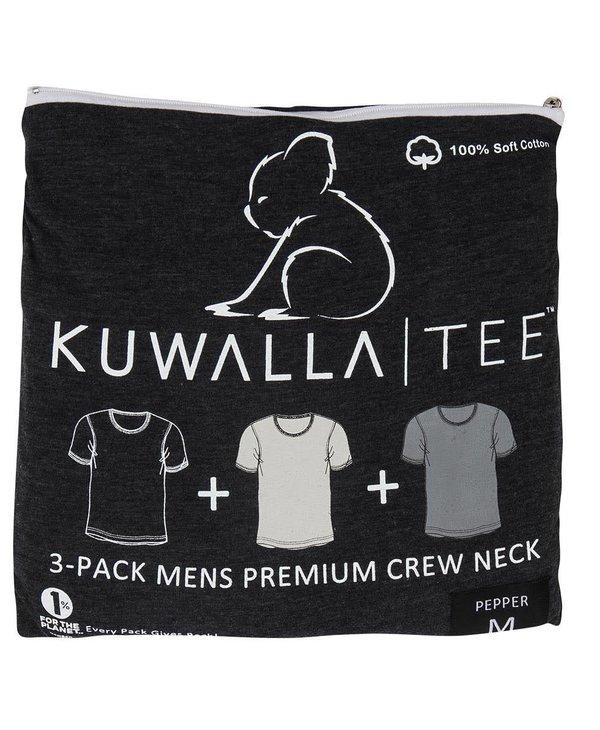 Kuwalla Men's 3 Pr T-Shirt KUL-CG2007