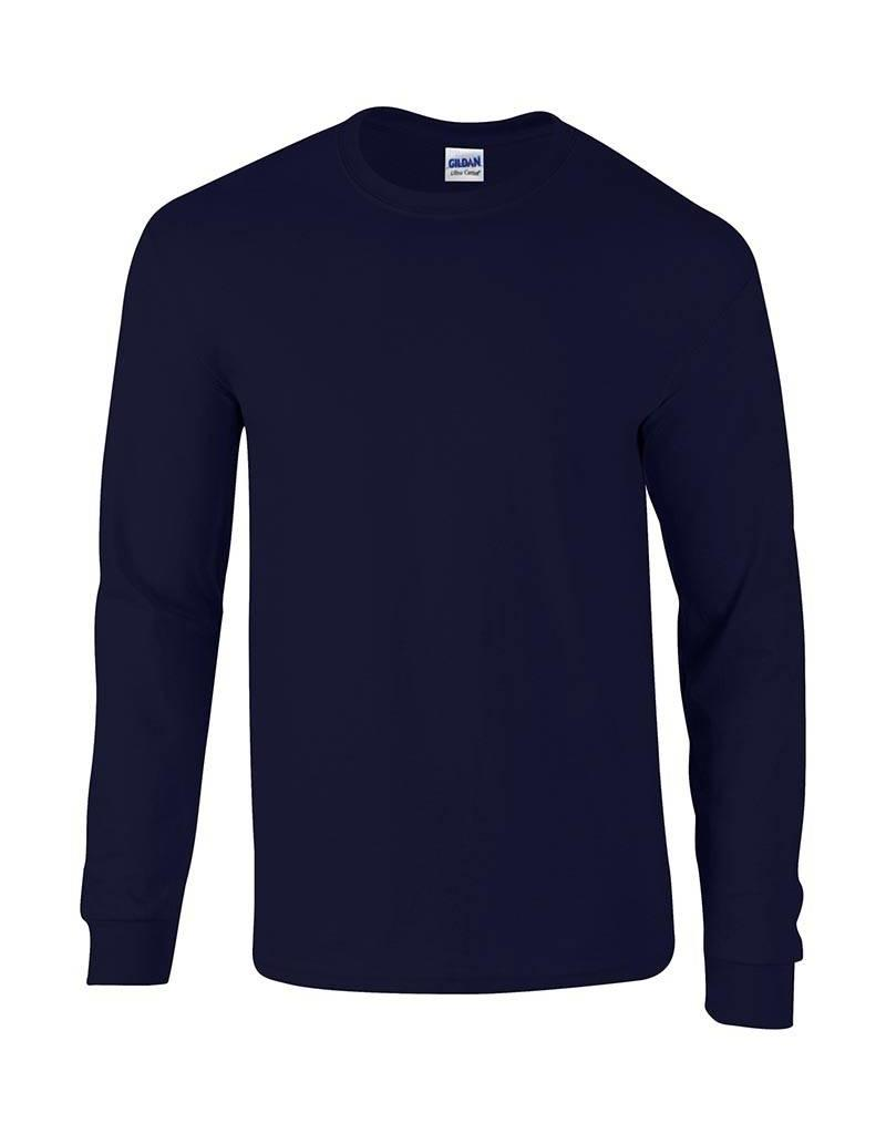 GILDAN Gildan Men's Long Sleeve Top 2400