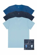 KUWALLA Kuwalla Crew Neck 3 Pack T-Shirt KUL-SBC018
