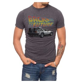 JOAT Back To The Future Delorean Side View BF1001-T1031H