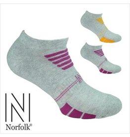 Norfolk Norfolk Femmes Lucy 2 Paire Lo Cut Coton Coussinƒ????e