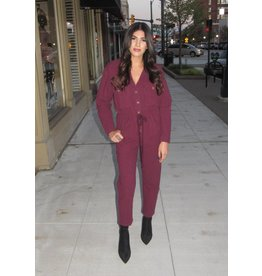 LEXI DREW Military Jumpsuit
