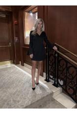 LEXI DREW Button Front Dress
