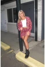 LEXI DREW Cord Skirt