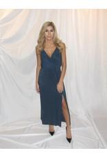 LEXI DREW Pleated Dress