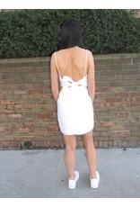 LEXI DREW Tie Back Dress
