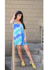 LEXI DREW Tie Dye Dress