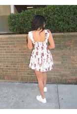 CHARLIE HOLIDAY Farron Dress Romper