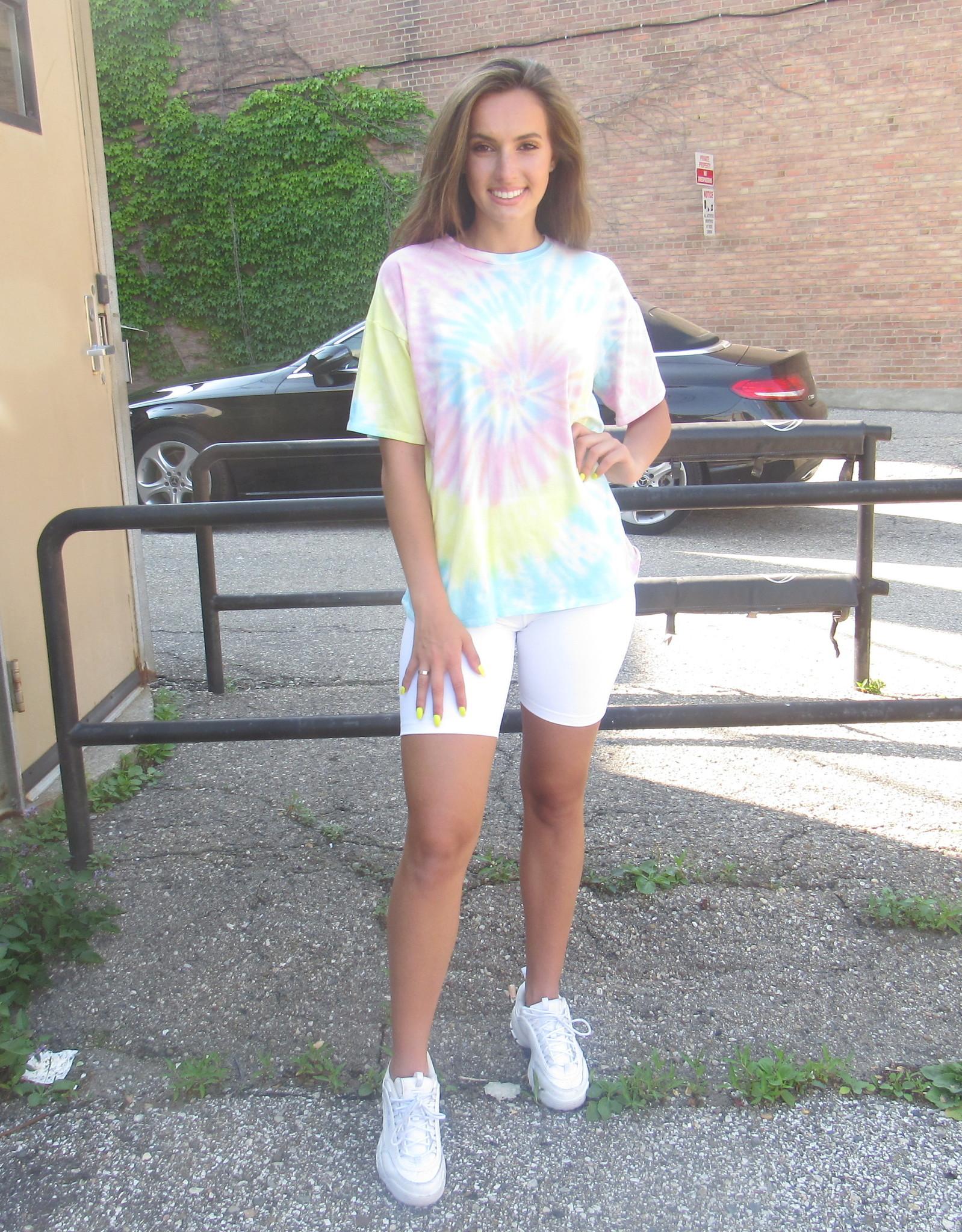 LEXI DREW Tie Dye Tunic