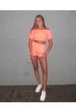 LEXI DREW Terry Shorts