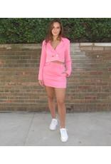 LEXI DREW Belted Skirt
