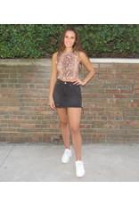 LEXI DREW Denim Skirt