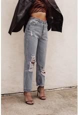 LEXI DREW 8702 High BF Jeans