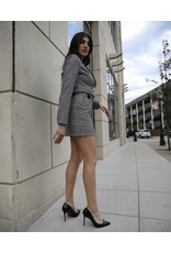 LEXI DREW 311 Gingham Skirt