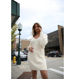 LEXI DREW 2927 Sweater Dress
