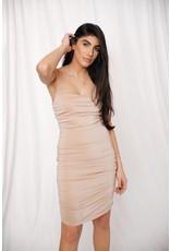 LEXI DREW 1137 Ruched Dress