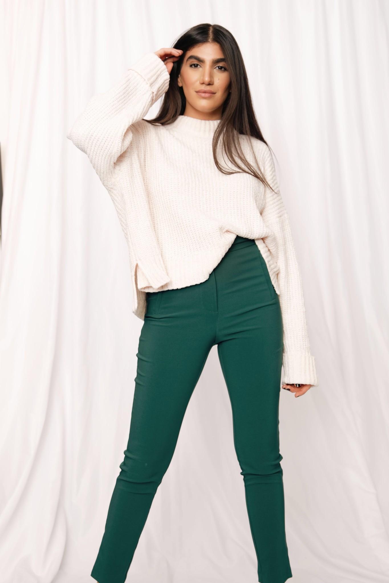 LEXI DREW 9097 Basic Trouser