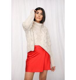 LEXI DREW 2573 Mini Skirt