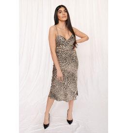 2624 Cheetah Skirt